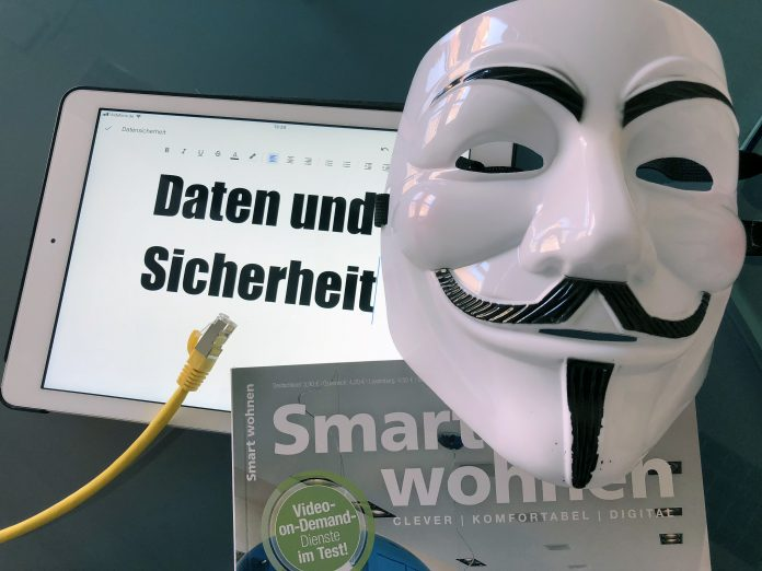 Datensicherheit in Zeiten von SmartHome