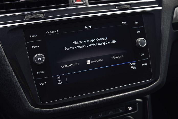 Volkswagen Tiguan 2018 US-Modell