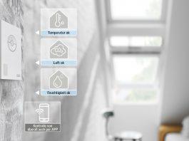 Smarte Dachfenster | Velux Active with Netatmo