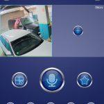 Burg-Wächter Überwachungskamera BURGcam-App Screenshot
