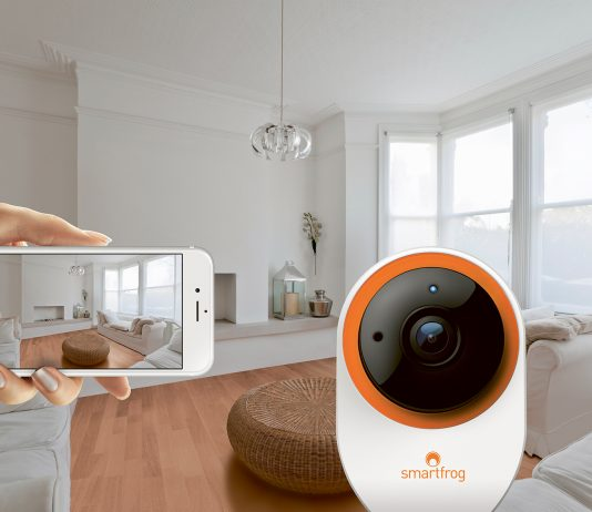 Smartfrog Kamera