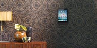 Basalte iPad-Halterung
