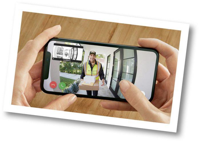 Ring Video Doorbell App