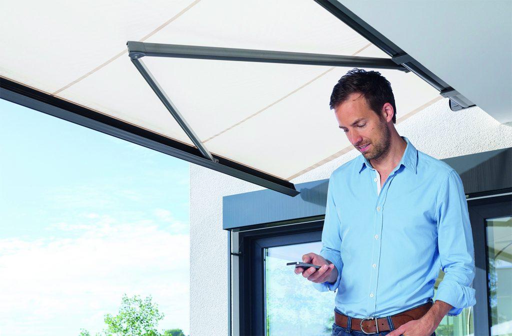 MarkiDrive Premium Steuerung per Smartphone