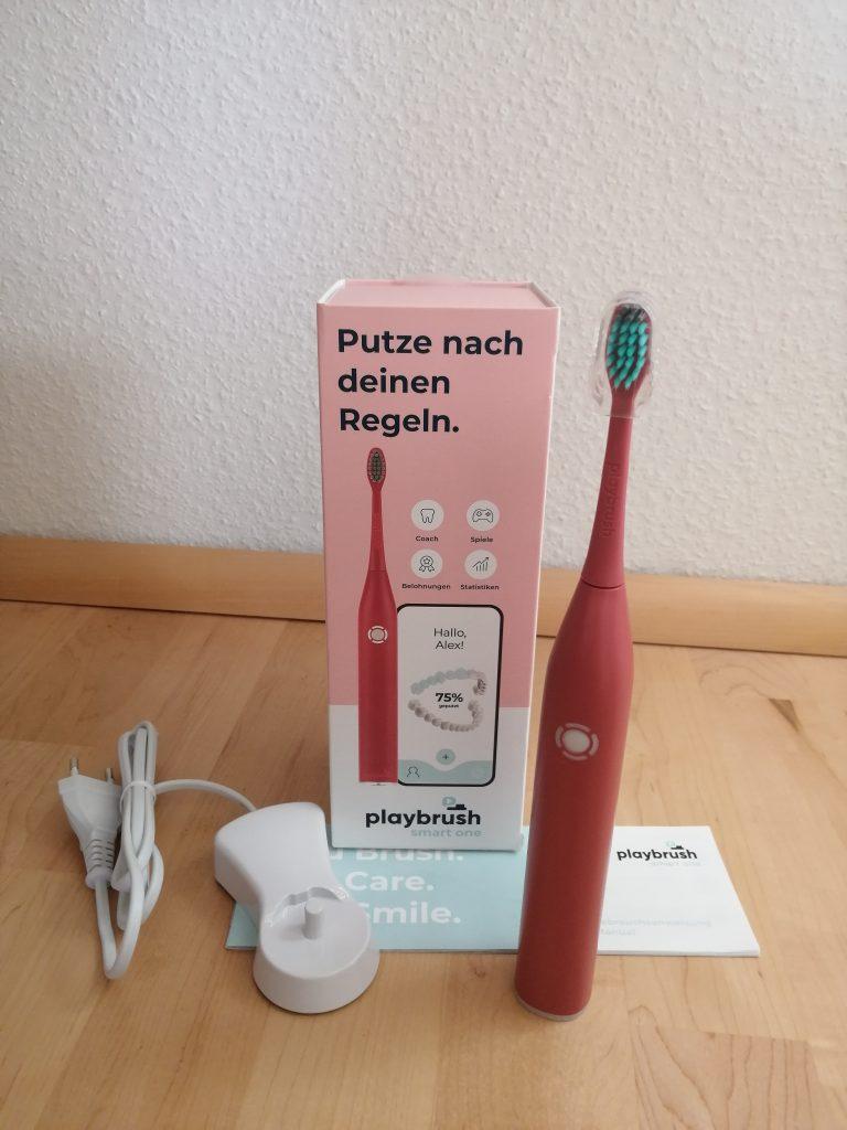 Playbrush Zahnbürste für Erwachsene