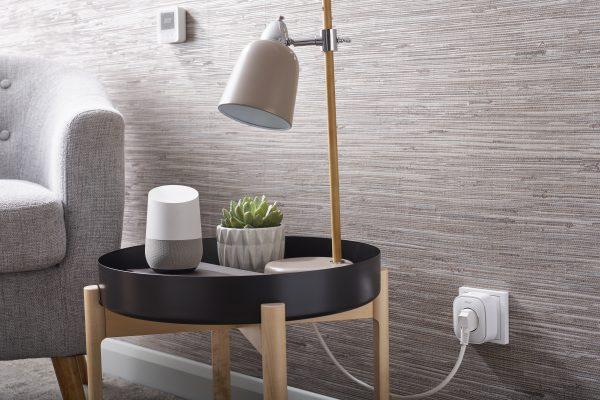 Wiser Smart Plug Wohnzimmer