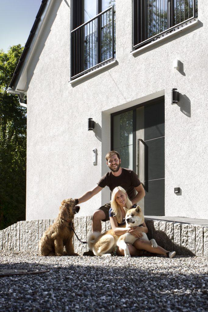 Familie Smart Home Gira