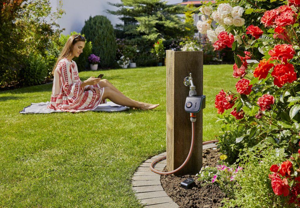 Gardena Bewässerungsanlage