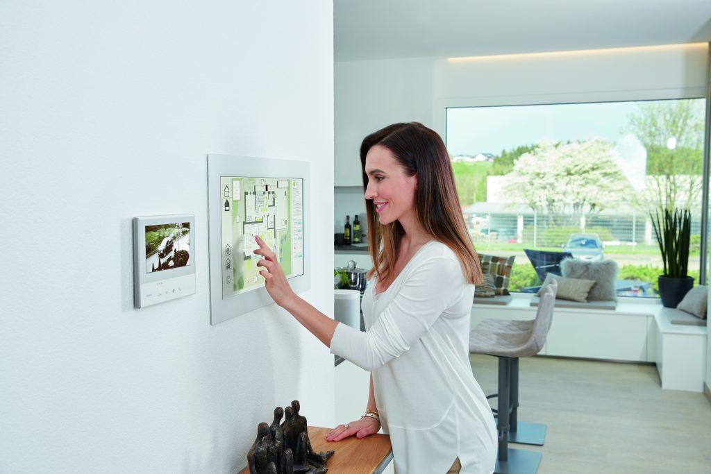 Smart-Home-System WeberLogic 2.0